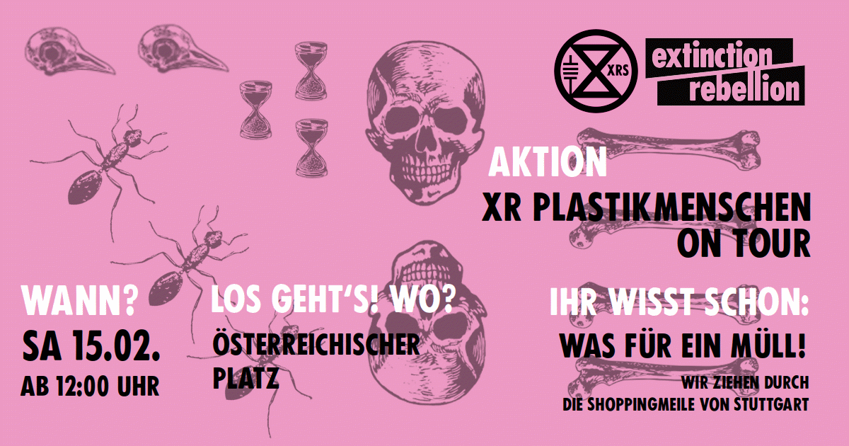 XR Plastikmenschen on tour