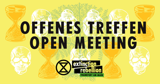 Offenes Treffen / open meeting